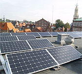 242 zonnepanelen op Philharmonie Haarlem