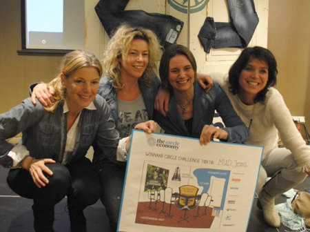 Mud Jeans, winnaar circle challenge 2013