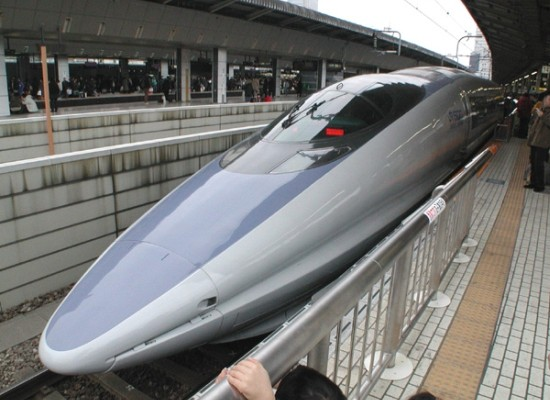 HSL Tokyo-Kyoto (foto: Wordpress)