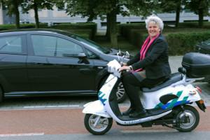 Energy-made-in-Arnhem, Margreet van Gastel, wethouder Milieu