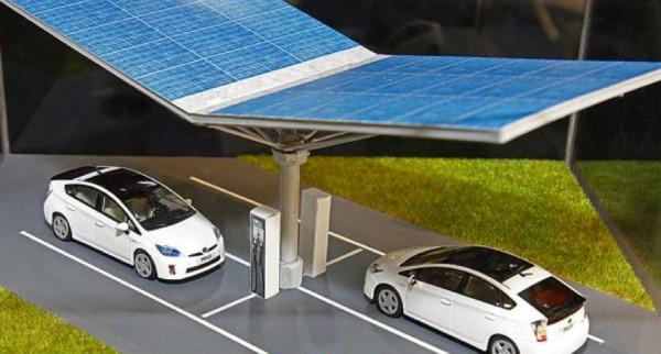 Energy Parking