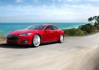 Tesla Model S 'geassembleerd in EU' ©Tesla