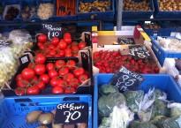 Invloed crisis Oekraïne op prijs lokale groente en fruit