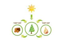 100 procent warmterendement met houtpellets