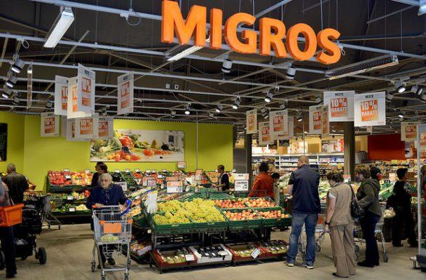 Coöperatie MIGROS is van de klant.