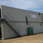 Biogas uit grootschalige zeewierproductie zorgt voor behoud van het Nederlandse gasnet.