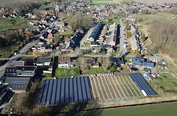 Decentrale duurzame energietransitie speelt zich af in de straat of de wijk.